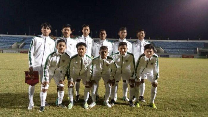 Al Anas Nuarih, Pemain Muda Asal Indramayu Didukung Andik Vermansah Lolos Masuk Timnas U-16