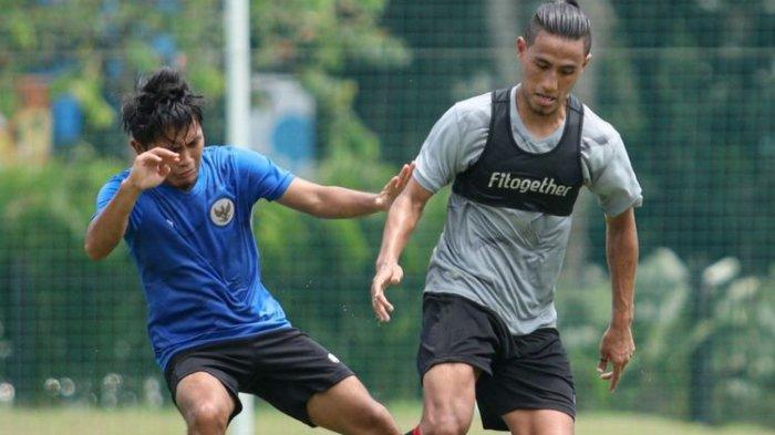 Link Live Streaming Timnas U-22 Indonesia vs Tira Persikabo, 19.30, Kedua Kubu Usung Misi Berbeda