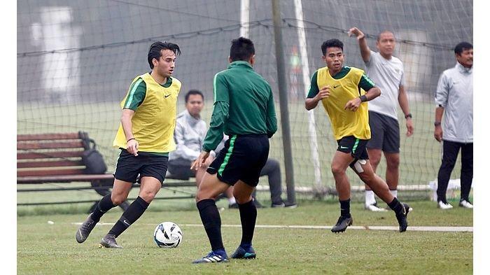 Jelang Lawan Thailand - Timnas U-23 Indonesia Bertekad Menang, Ini Komen Indra Sjafri & Ezra Walian