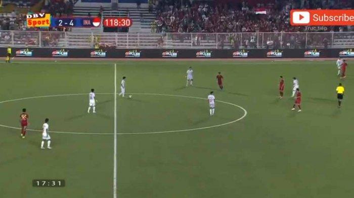 Hasil Timnas U-23 Indonesia vs Myanmar 4-2: Indonesia ke Final untuk Ketujuh Kalinya