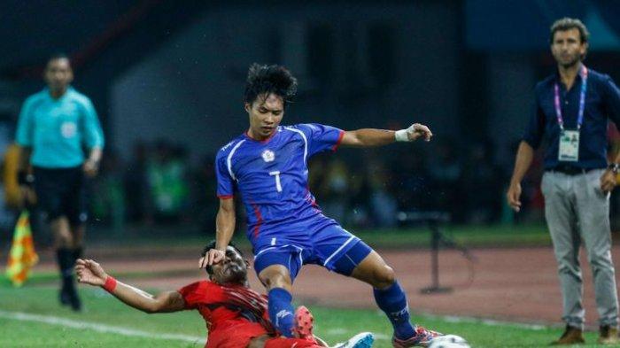 Pelatih Timnas U-23 Taiwan Sebut Faktor Ini Jadi Alasan Timnya Kalah
