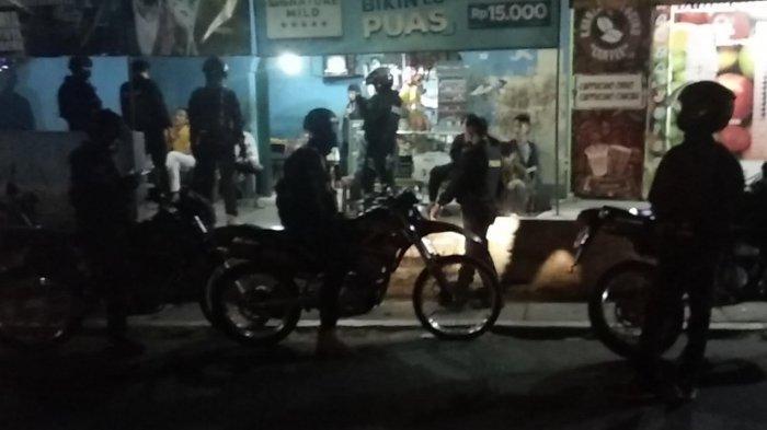 Silaturahmi Lebaran Diwarnai Aksi Mabuk-mabukan, Sekelompok Pemuda Disergap Timsus Maung Galunggung