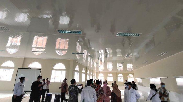 Masjid Nabawi Akan Dibangun di Embarkasi Haji Indramayu, Rencananya Didesain Ridwan Kamil