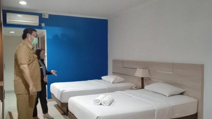 Hotel Ono's Direncanakan Jadi RS Darurat Covid-19, Pemkot Cirebon Siap Tambah Nakes