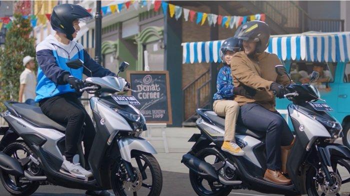 Tips Aman Berkendara Sepeda Motor Bersama Anak