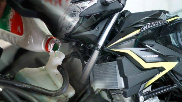 Tips Perawatan dan Pengecekan Radiator Sepeda Motor