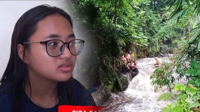 Kisah Tita Saat Tragedi Susur Sungai, Pembina Diperingatkan Tapi Jawab 'Kalau Mati di Tangan Tuhan'