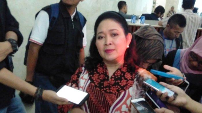 Siti Hediati Hariyadi atau Titiek Soeharto.