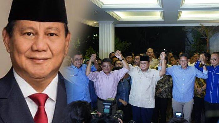 Koalisi Prabowo-Sandi Bubar, Kini Muncul Kaukus Coffee Morning, Apa Maksudnya? Begini Kata Demokrat