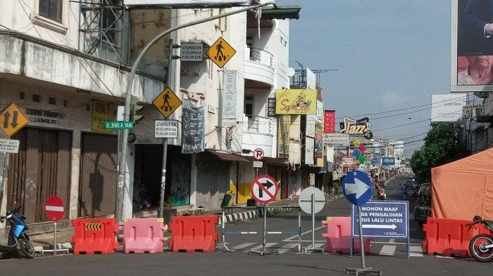 Berakhir PPKM Darurat,  7 Kelurahan Di Kota Sukabumi Masih Zona Merah Resiko Tinggi