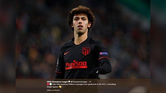 Joao Felix Menangkan Atletico Madrid, Tottenham Hotspur Remuk di Markas Sendiri oleh Bayern Muenchen