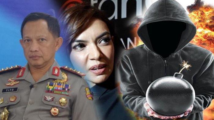 Kapolri Pernah Sarankan Teroris agar Bunuh Diri, tapi Dijawab Begini, Najwa Shihab pun Istighfar