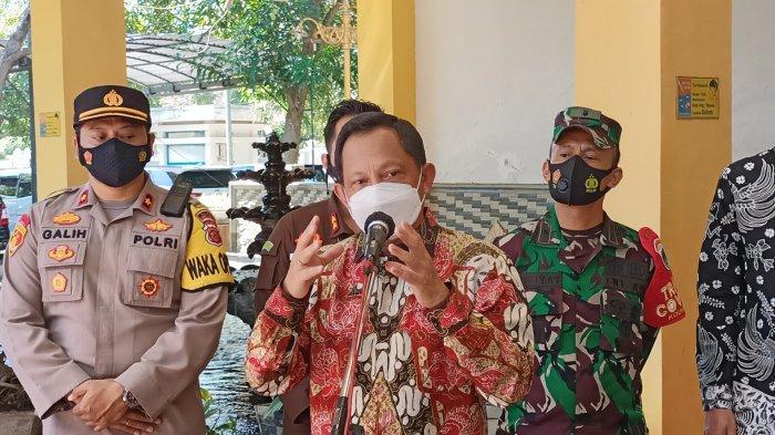 PPKM Diperpanjang Lagi Sampai 9 Agustus, Mendagri Keluarkan 3 Aturan Teknis, Jawa Bali Ada Level 2-4