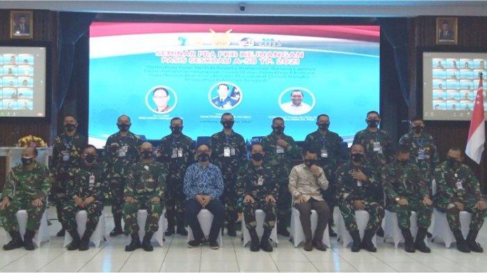Gelar Pra PKB Juang di Seskoau, Ini Sejumlah  Agenda Penting yang Siap Dilakukan TNI Polri