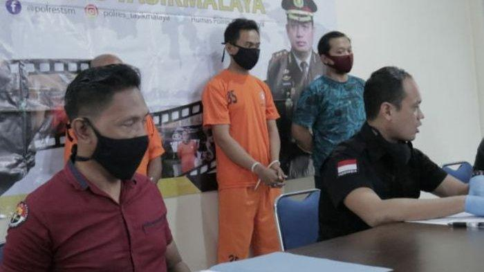 Dua Tersangka Judi Togel di Tasikmalaya Terancam 10 Tahun Penjara, Seorang Berusia 59 Tahun