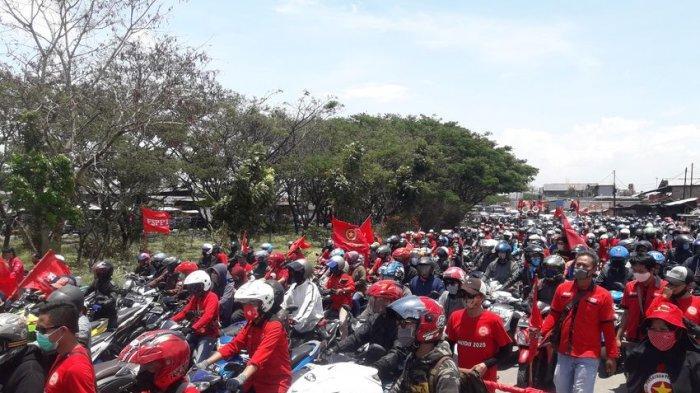 Jika UU Cipta Kerja Tak Dicabut, Buruh Sumedang dan Kabupaten Bandung akan Judicial Review ke MK