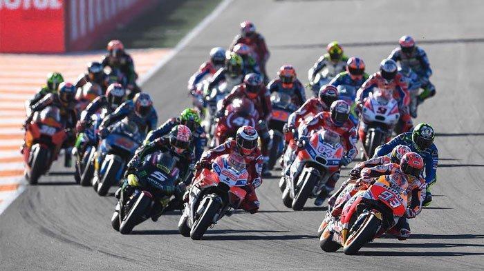 Link Live Streaming MotoGP Austria 2019, Marc Marquez Berusaha Hentikan Hegemoni Ducati