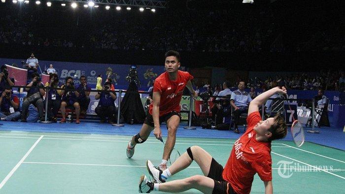 Menang Dua Set, Tontowi Ahmad/Liliyana Natsir Tembus Semifinal