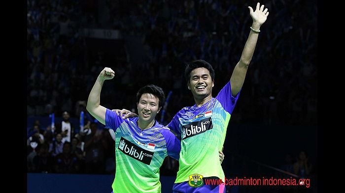 Live Streaming Bulutangkis Indonesia vs Korea Selatan Asian Games 2018 - Lihat Aksi Tontowi/Liliyana