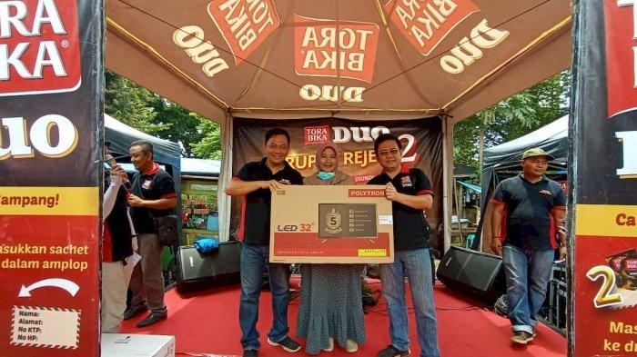 Grebek Pasar Torabika Duo di Pasar Antri Baru Cimahi, Pemenang:Engga Nyangka Dapat Televisi