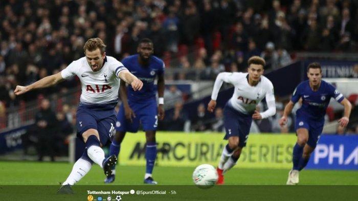 Mourinho Nyaris Tak Persembahkan 3 Angka di Debut Bersama Tottenham, Hanya Menang Tipis vs West Ham