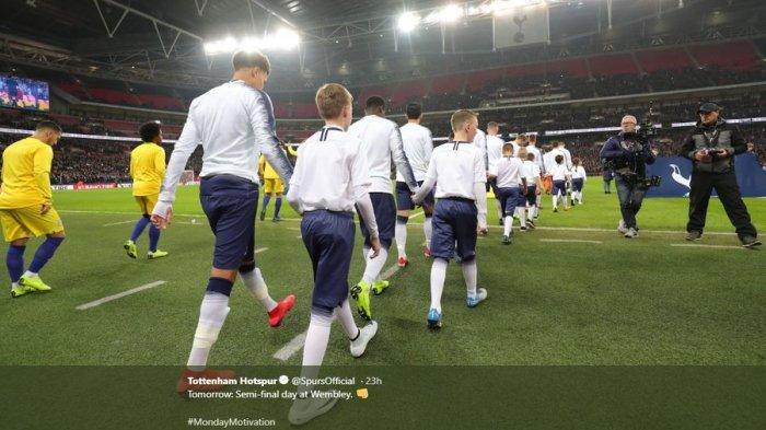 Semifinal Piala Liga Inggris Tottenham Hotspurs vs Chelsea, Live di TVRI, Berikut Prakiraan Pemain