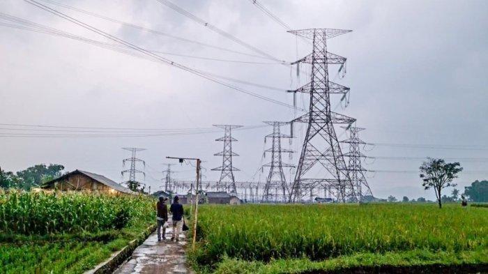 PLN UIP JBT Berhasil Energize 4 Tower Sutet 500 kV Bandung Selatan- Saguling