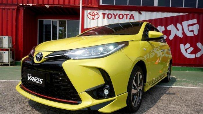 Daftar Harga Mobil Toyota yang Dapat 'Keringanan' Setelah Relaksasi PPnBM 50 Persen, Yaris Berapa?
