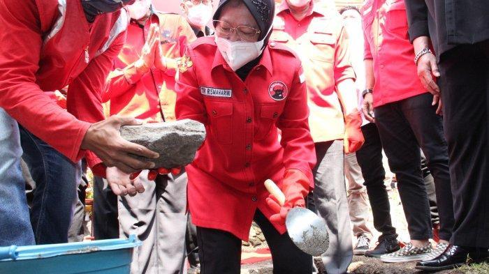 PDI Perjuangan Kota Bandung Bakal Punya Markas Baru, Ini Pesan Tri Rismaharani