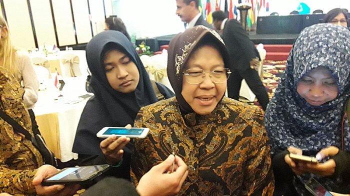 Benarkah Surabaya Sudah Masuk Zona Hijau Seperti Dikatakan Risma? Pakar Epidemiologi Beri Fakta