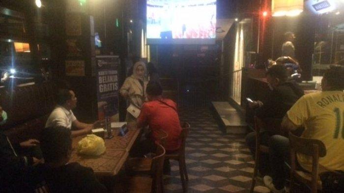Tribun Jabar dan 90 Gourmet Resto Gelar Nobar Piala Dunia 2018 di Kafe Public