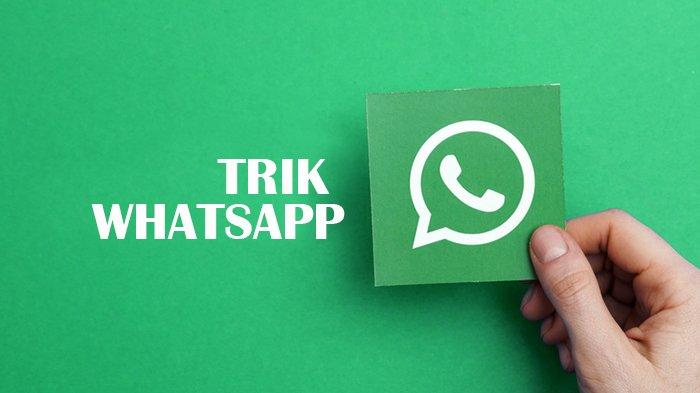 Tetap Bisa Chatting via WhatsApp, Meski Kuota Internet Habis, Gini Trik Mudahnya