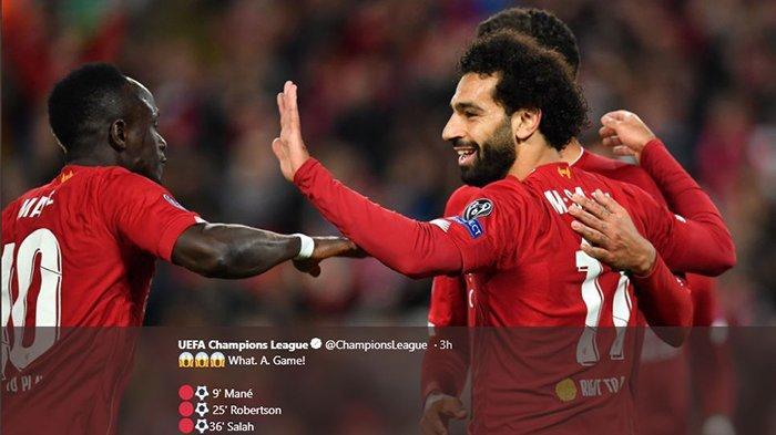 PSG Incar Mohamed Salah dari Liverpool, Antisipasi Kylian Mbappe Meninggalkan Klub