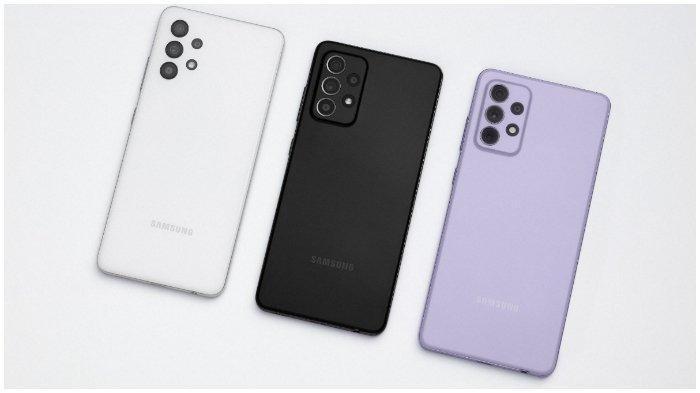 HP Samsung Terbaru! Ini Spesifikasi Trio Galaxy A32, A52, dan A72, Layar Sudah Super AMOLED 90Hz
