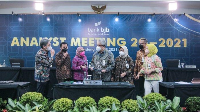 Triwulan II 2021, Laba bank bjb Tumbuh Positif ditengah Pandemi