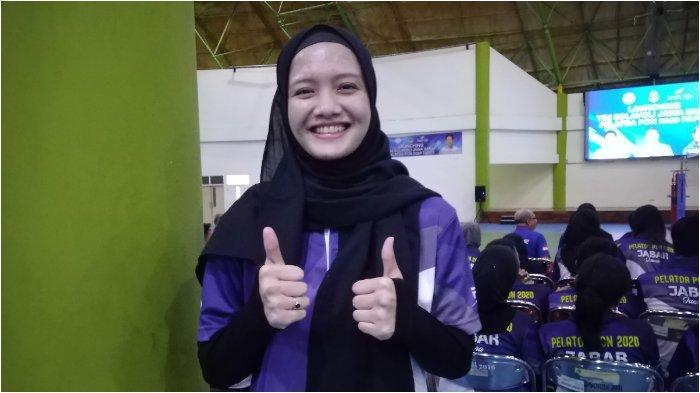 Cerita Mojang Atlet Voli Mutiara Memutuskan Berhijab, Mengaku Sudah Mantap