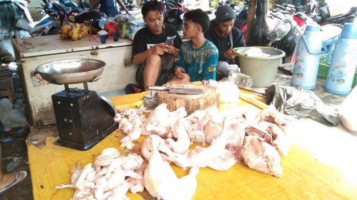 Sepekan Menjelang Ramadan, Harga Ayam hingga Kacang di Pasar Palabuhanratu Naik