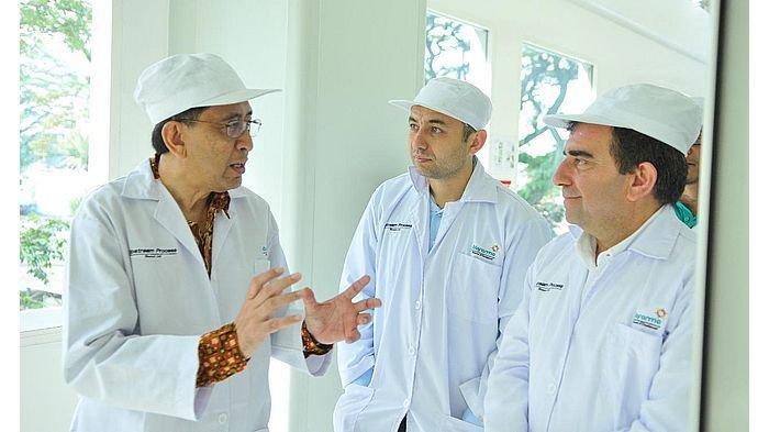 Butuh Vaksin Bayi Halal, Pemerintah Turki Kunjungi Bio Farma