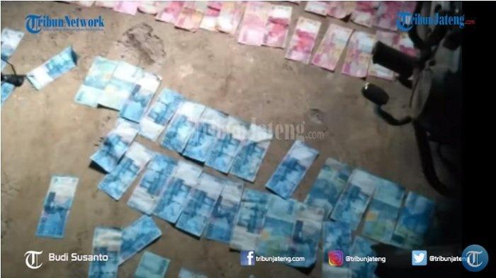 Kronologi Penemuan Uang Rp 23 Juta Hanyut di Saluran Irigasi, Warga Ragu Untuk Menggunakannya