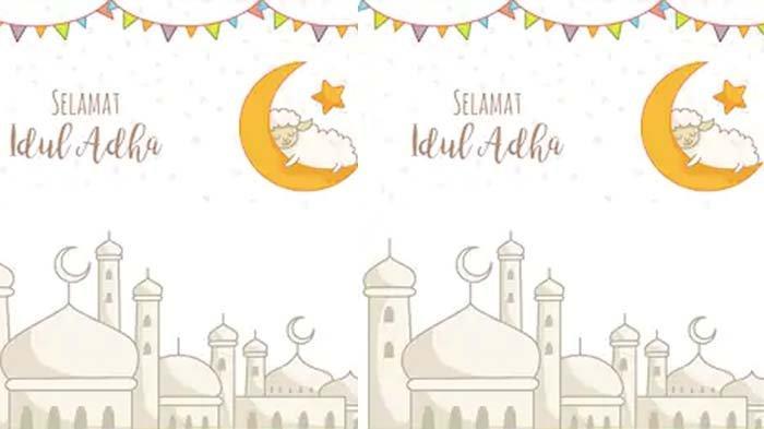 Kumpulan Ucapan Selamat Idul Adha 2019, Lengkap dengan Gambar dan Gif atau Gambar Bergerak