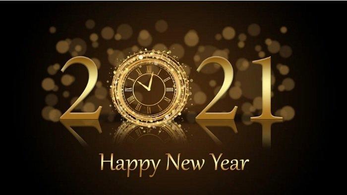 ucapan lucu selamat Tahun Baru 2021