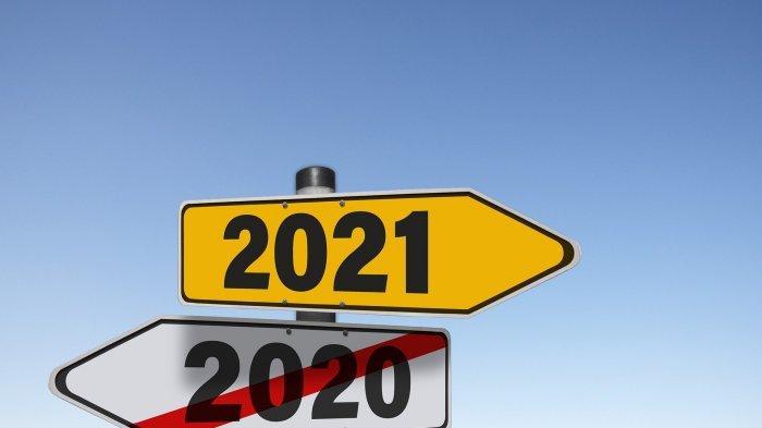 15 Contoh Ucapan Selamat Tahun Baru 2021 Kata-kata Bijak ...