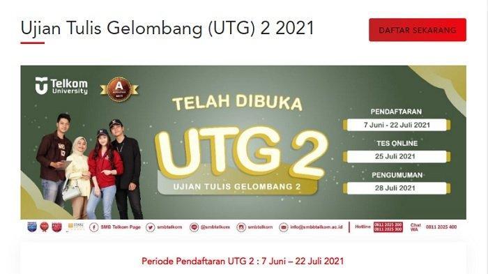 5 Universitas Swasta di Bandung yang Buka Pendaftaran Setelah SBMPTN 2021, Info Jadwal dan Biayanya