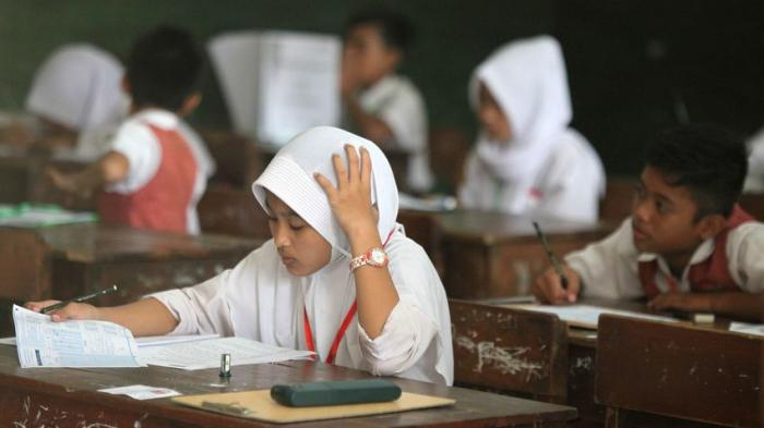 80 Persen SD di Kota Tasikmalaya Memenuhi Syarat Ujian Sekolah Tatap Muka