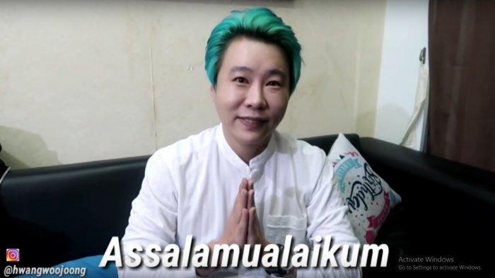 Kisah Ujung Oppa Youtuber Korea Selatan, Putuskan Jadi Mualaf Karena Senang Mendengarkan Solawat