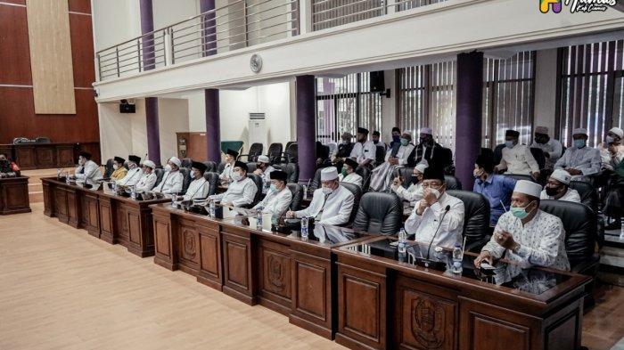 Puluhan Ulama Ciamis Datangi DPRD, Desak Dibentuk Tim Pencari Fakta Independen Penembakan Laskar FPI