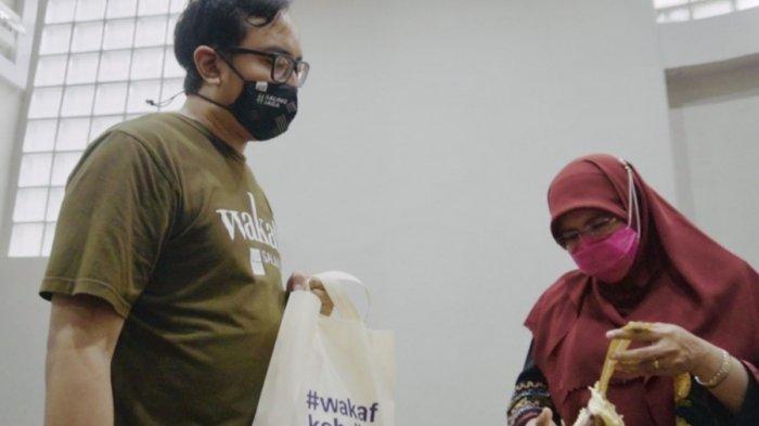 Wakaf Salman Gelar Kajian Produktif di Bulan Ramadan, Siti Muntamah Oded Ajak Masyarakat Bersedekah