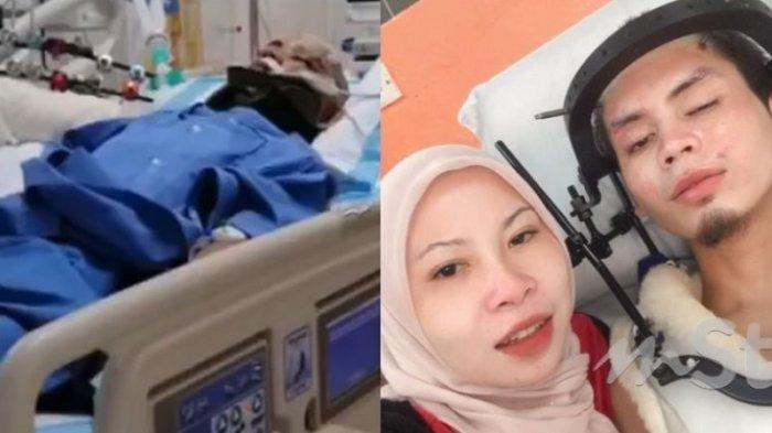 VIRAL, Baru 10 Hari Menikah Suami Kecelakaan Parah, Istri Rela Tetap Setia Lalui Masa Sulit Bersama