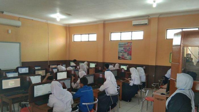 Saat Siswa Lain Pakai Komputer, 119 SMP di Kabupaten Bandung Masih Ujian Pakai Pensil dan Kertas