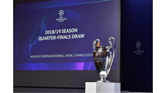 4 Tim Inggris Bisa Bersua di 8 Besar Liga Champions, Ini Link Live Streaming Undian Perempat Final